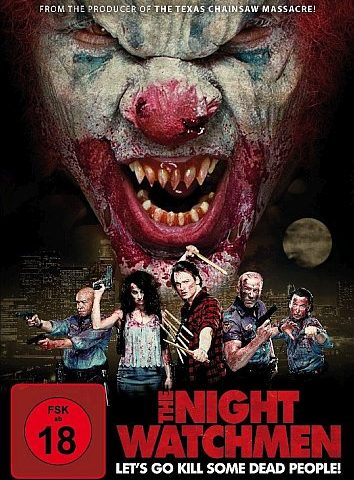 The Night Watchmen – Let's Go Kill Some Dead People!
