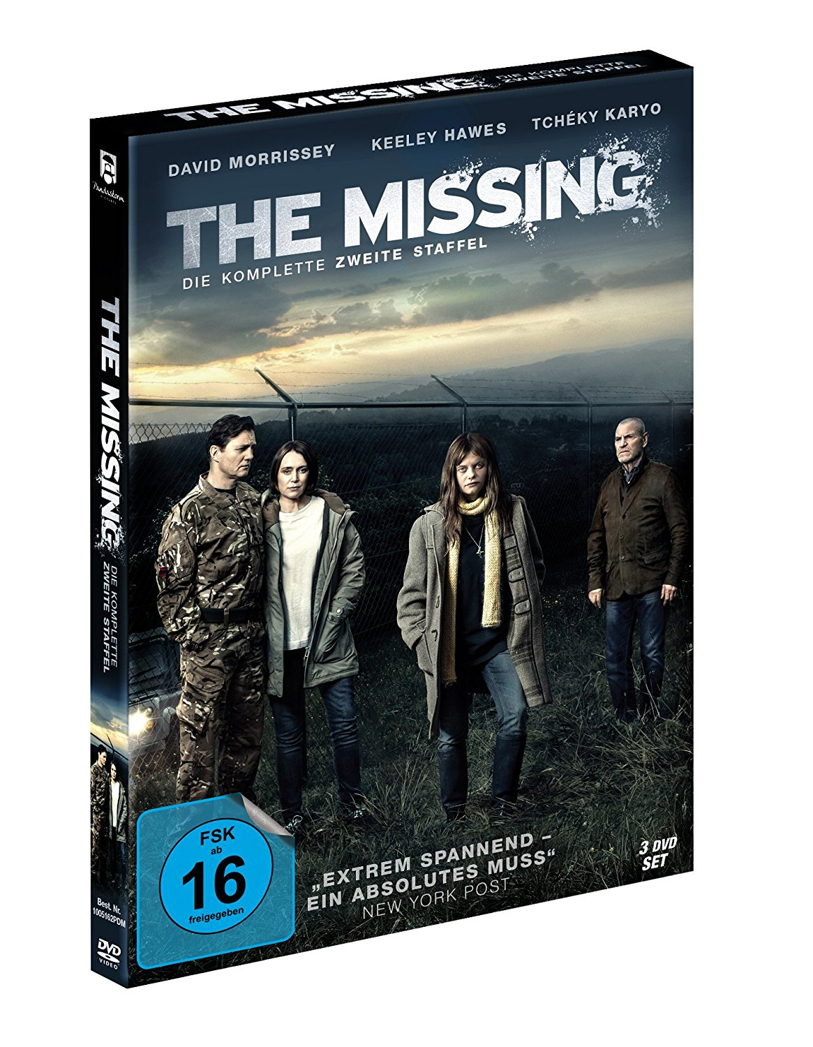 the missing staffel 3