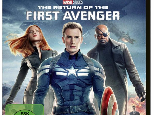 The Return of the First Avenger 4K Ultra HD (+ Blu-ray 2D)