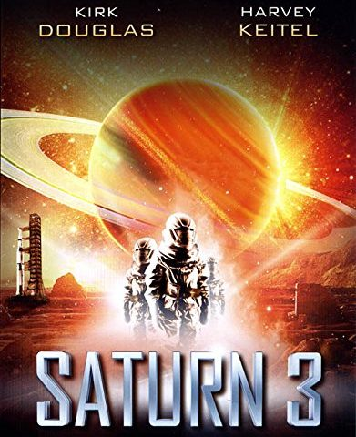 Saturn 3 – Steelbook [Blu-ray]